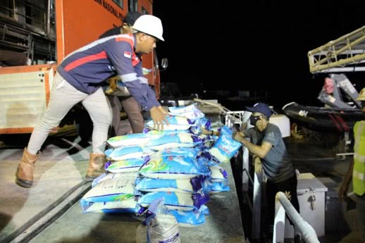Bantuan Kemanusiaan Archi Terhadap Korban Bencana Gempa di Sulawesi Barat