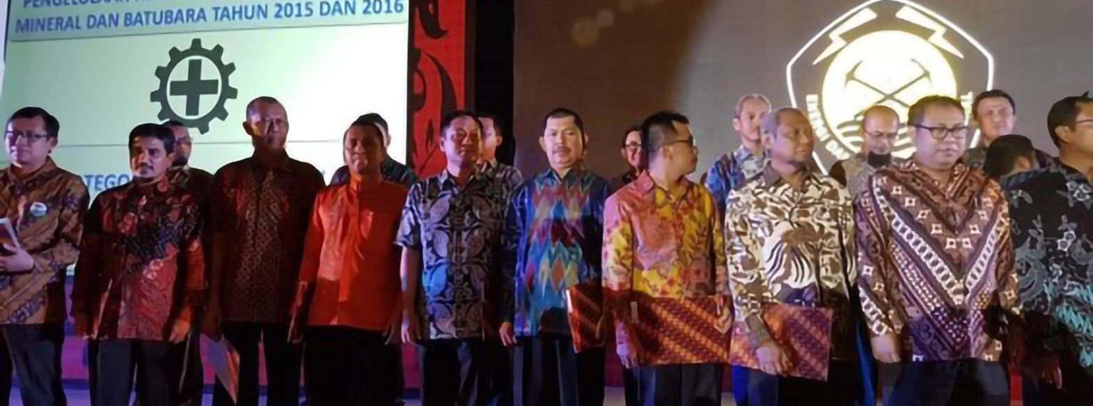 MSM TTN Raih Emas di Pengelolaan Lingkungan dan Perak di Pengelolaan Keselamatan Kerja