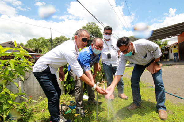 Archi's Clean Water Program for the Near-Mine Communities