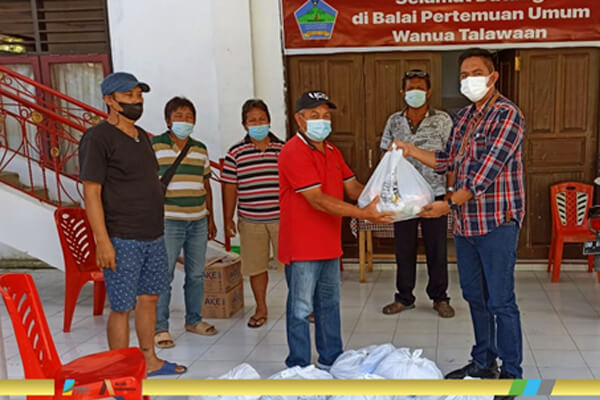 Basic Needs Donation for Communities Impacted by Covid-19 Pandemic